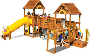 rainbow play systems outdoor playsets san antonio