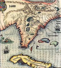 Land O Lakes Florida Map by Historical Maps Of Southeast United States U2013 Access Genealogy