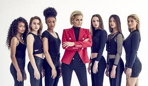 the social cast making a model with yolanda hadid cast meet the girls starring in