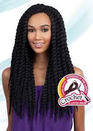 jamaican hairstyles black freetress braid jamaican jumbo twist crochet latch hook hair