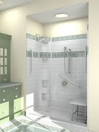 Disabled Bathroom Design Best 25 Roll In Showers Ideas On Pinterest Wheelchair