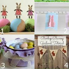 Handmade Easter Decorations For The Home by 32 Diy Easter Decorations The Gracious Wife