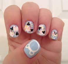 mickey mouse finger candy