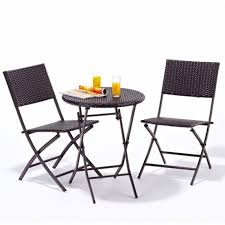 Folding Bistro Table And 2 Chairs Folding Bistro Table And 2 Chairs Bonners Furniture