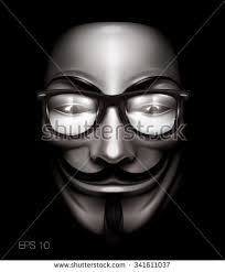 anonymous mask anonymous mask stock images royalty free images vectors