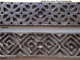 decorative grating options for polycast 600 trenchdrainblog