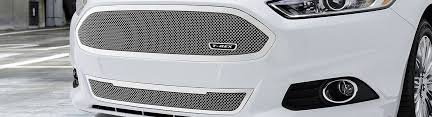 2009 ford fusion accessories ford fusion custom grilles billet mesh cnc led chrome black