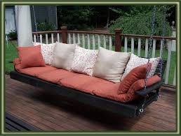 Converting Outdoor Sofa Patio Furniture 31 Imposing Patio Swing And Bed Photo Ideas