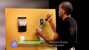 Defiant Timers Dimmers Switches U0026 by Defiant In Wall Installation Guide Youtube