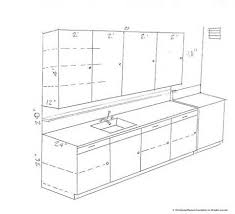 Standard Kitchen Cabinets Amusing  What Is Cabinet Height Cool - Standard kitchen cabinet
