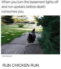 Chicken Running Meme - 25 best memes about running chicken running chicken memes
