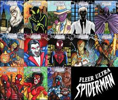 spider man homecoming sketch cards by paulhanley on deviantart