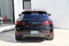 porsche macan 2016 price 2016 porsche macan s stock 6031 for sale near redondo beach ca