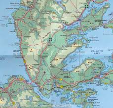 Canada Map With Provinces by Map Of The Maritime Provinces Canada Itm U2013 Mapscompany
