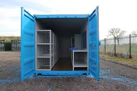 repeat order 20ft workshop storage container conversion