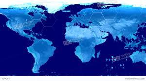 Sattelite World Map by World Map High Tech Digital Satellite Data View Wa Seo Animation