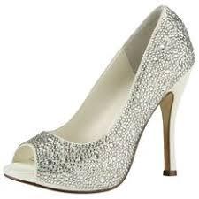 chaussures argentã es mariage coloriffics sizzle danube bridal shoes 65 99 www
