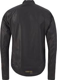 gore tex bicycle rain jacket gore bike wear one gore tex active bike jacket black