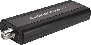 antennas direct clearstream tv digital tuner black cleartv best buy