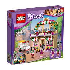 cuisine king jouet 41311 la pizzeria d heartlake city lego king jouet lego