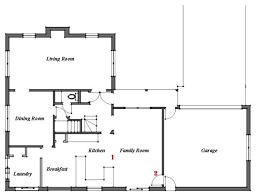 center colonial floor plan renovation ideas with a colonial s floor plan