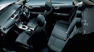 nissan note interior sentra