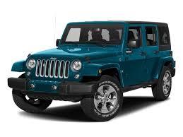 jeep sahara 2017 4 door 2017 jeep wrangler unlimited sahara 4x4 suv for sale in paramus nj