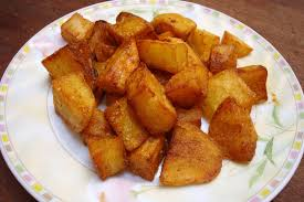 Home Fries by Moroccan Deep Fried Potatoes Recipe