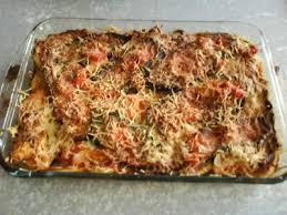 cuisiner aubergine facile recette gratin d aubergine et tomates facile et rapide
