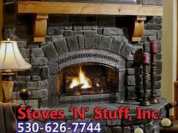 Fireplace Stuff - stoves u0027n u0027 stuff inc 530 626 7744 placerville ca