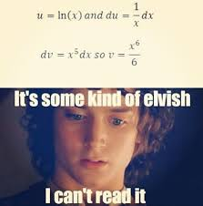 Calculus Meme - elves are great a calculus calculus meme and humour