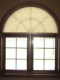 duette honeycomb shades easy view arch u2013 window fashions