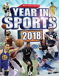 sports photo albums scholastic year in sports 2018 buckley jr 9781338184259