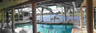 cape coral vacation home southwest florida pool villa on gulf of
