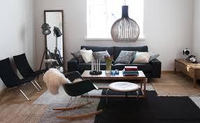 Wohnzimmer Ideen Ecksofa Awesome Wohnzimmer Ideen Schwarzes Sofa Photos House Design