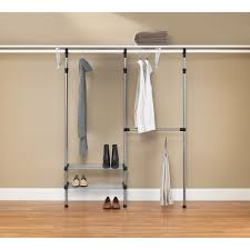 Closet Kit Whitmor Inc Custom Closet Kit Reviews Wayfair Loversiq