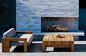 canape d exterieur design meubles design mobilier exterieur table canape bois le mobilier d