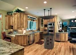hickory cabinets kitchen rustic hickory kitchen cabinets unusual design ideas 13 hbe kitchen