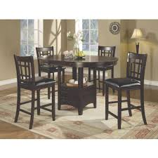 9 Piece Dining Room Set Dining Tables Bar Height Dining Table Round Counter Height Table