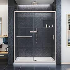 best frameless shower doors reviews 2017 updated behind the shower