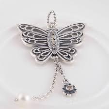 necklace pendants pandora images Fits pandora charms bracelet solid 925 sterling silver openwork jpg