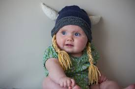 viking hat viking helmet baby viking beanie hat with horns