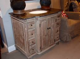 Bathroom Wood Vanities Exquisite Fresh Distressed Wood Bathroom Vanity Barnwood Vanity