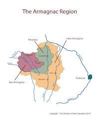 Map Of Burgundy France by The Armagnac Region U2013 Wine Wit And Wisdom