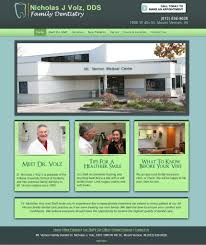 website design and development alex mourer web design evansville