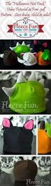 100 fleece hat patterns tutorials easy sew and no sew