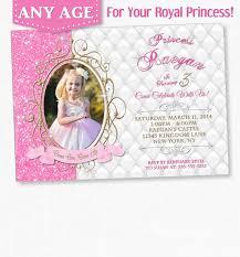 Barbie Invitation Card Princess Invitation Princess Birthday Princess Birthday