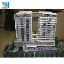 architectural model kits construction scale model with light architectural model kits view