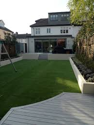 Garden  Beautiful Minimalist Backyard Simple Backyard Design Best - Simple backyard design