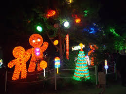 lights on a review of the 2016 christmas lights spectacular at